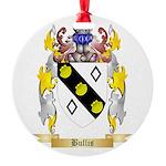 Bullis Round Ornament