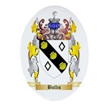 Bullis Ornament (Oval)