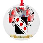 Bullimer Round Ornament