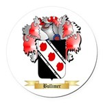 Bullimer Round Car Magnet