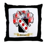 Bullimer Throw Pillow