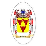 Bullick Sticker (Oval 50 pk)
