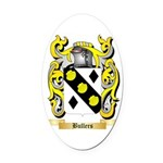 Bullers Oval Car Magnet