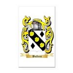 Bullers Rectangle Car Magnet