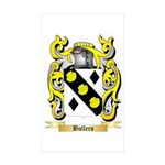 Bullers Sticker (Rectangle 50 pk)