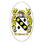 Bullers Sticker (Oval)