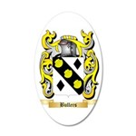 Bullers 35x21 Oval Wall Decal
