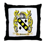 Bullers Throw Pillow