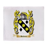 Bullers Throw Blanket