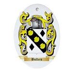 Bullers Ornament (Oval)