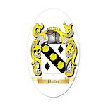 Buller Oval Car Magnet