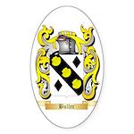 Buller Sticker (Oval 50 pk)