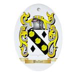 Buller Ornament (Oval)