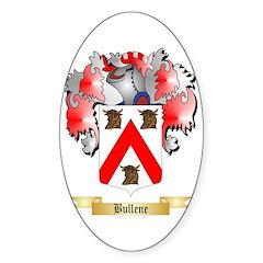 Bullene Sticker (Oval 50 pk)