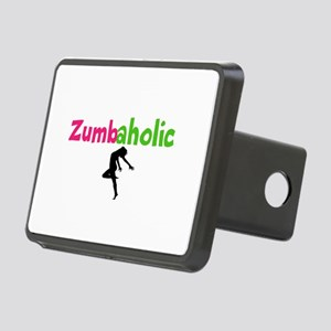 Zumbaholic Hitch Cover