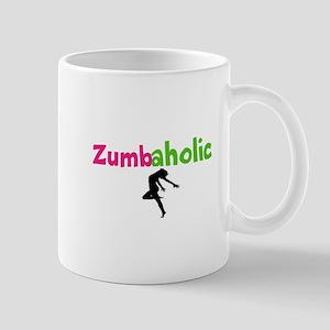 Zumbaholic Mug