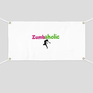 Zumbaholic Banner