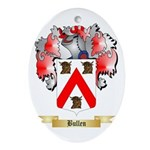 Bullen Ornament (Oval)