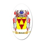 Bullard 20x12 Oval Wall Decal