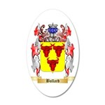 Bullard 35x21 Oval Wall Decal