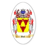 Bull Sticker (Oval 10 pk)