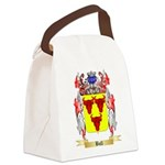 Bull Canvas Lunch Bag