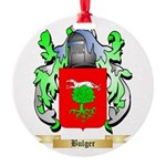 Bulger Round Ornament
