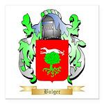 Bulger Square Car Magnet 3