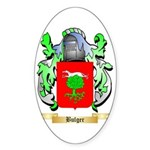 Bulger Sticker (Oval 10 pk)