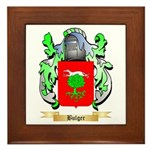 Bulger Framed Tile