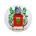 Bulger Ornament (Round)