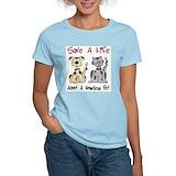 Pet adoption Women's Light T-Shirt