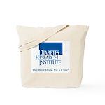 Diabetes Research Institute Tote Bag