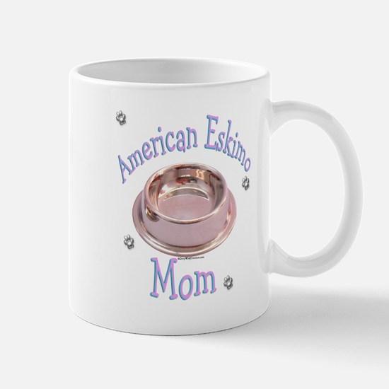 Eskimo Dog Mom Mug