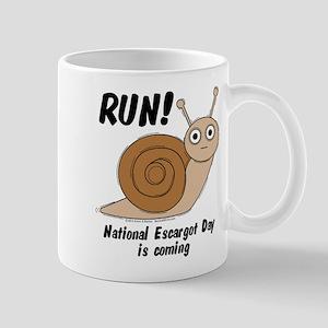 Run! Mug
