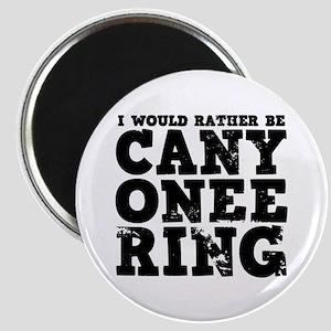'Canyoneering' Magnet