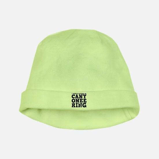 'Canyoneering' baby hat