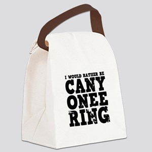 'Canyoneering' Canvas Lunch Bag
