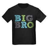 Im big bro kids Kids T-shirts (Dark)