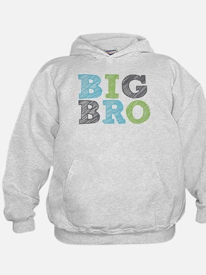 Sketch Style Big Bro Hoody