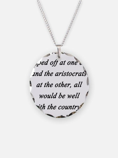 Johnson - Rabble Aristocrats Necklace
