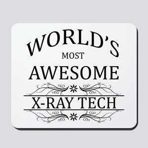 World's Most Awesome X-Ray Tech Mousepad