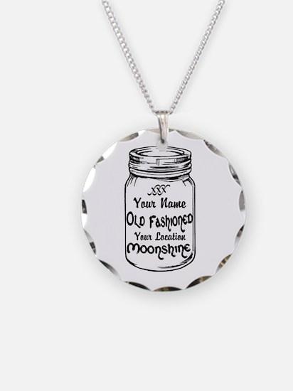 Custom Moonshine Necklace