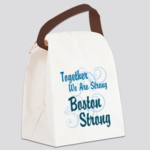 Together We Are Strong - Boston Strong Canvas Lunc