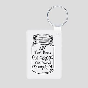 Custom Moonshine Keychains