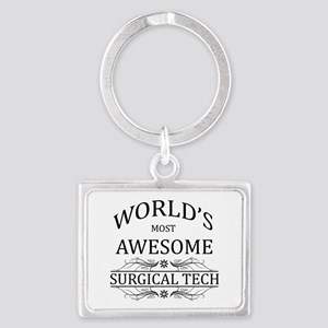 World's Most Awesome Surgical Tech Landscape Keych