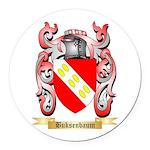 Buksenbaum Round Car Magnet