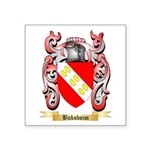 Buksboim Square Sticker 3