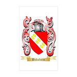Buksboim Sticker (Rectangle 10 pk)