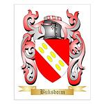 Buksboim Small Poster